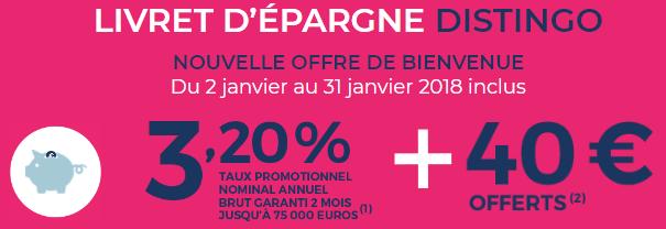 Livret Distingo Offre Janvier 2018