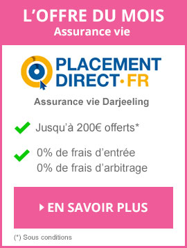 Offre du mois Placement Direct